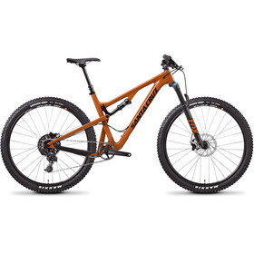 "Santa Cruz Tallboy 3 C R 29"" gloss rust and black"